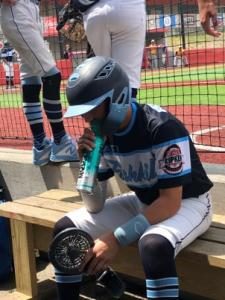 Youth baseball players from East Fishkill, NY implement Boost Oxygen while competing in the Cal Ripken World Series.