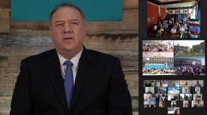 """July 16, 2021 - : """"We must continue to support the Iranian people as they fight for a freer and more democratic Iran in any way that we can. In the end, the Iranian people will have a secular, democratic, non-nuclear Republic."""""""