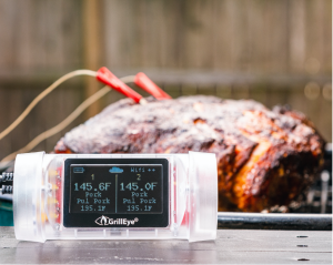 Pulled Pork to Perfection, with your GrillEye®Max