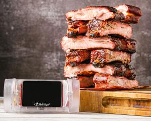 Fall-off-the-Bone Ribs made easy with your GrillEye® Max