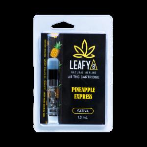 Leafy8 Pineapple Express Delta-8 THC Vape Cartridge