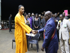 Dag Heward-Mills is Awarded the Order of Merit of the Republic of Benin for His Outstanding Contributions to Society