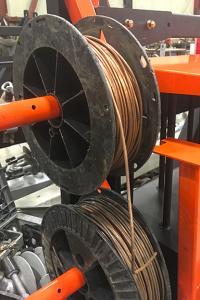wire reel rack accessory
