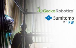 gecko inspection robot cfb boiler