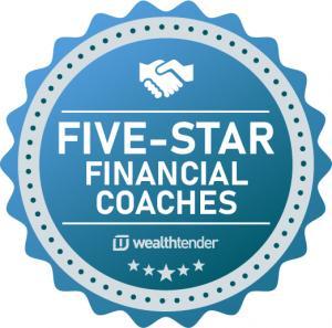 Five-Star Financial Coaches Badge