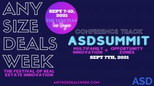 ASDSummit - Opportunity Zones (AnySizeDeals Week Event)