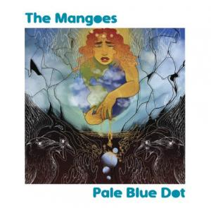 The Mangoes - Pale Blue Dot Cover