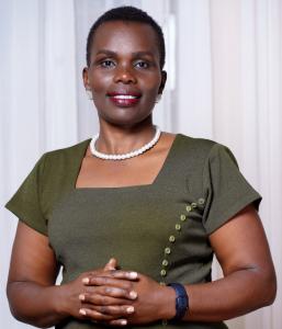Carol Koech. Country President, Schneider Electric East Africa.