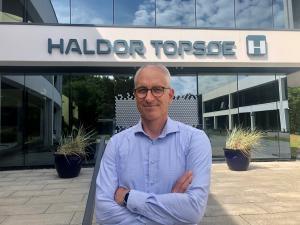 Niels Keller-Larsen, Haldor Topsoe CIO, is convinced that Engineering Base is a key milestone in Topsoe's digital transformation