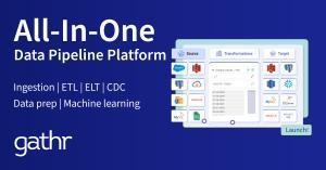 Gathr - Unified data pipeline platform