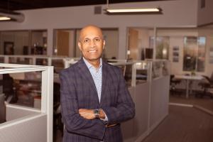 Nitin Salunke, President and CEO of Supira Medical