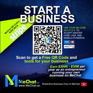 MeChat Makes it Easy To Start A Business
