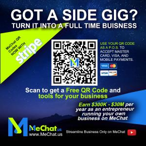 MeChat is the Best Way To Start A Business