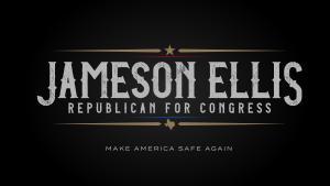 jameson ellis for congress logo