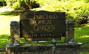 Carl Kruse Blog image of Fairchild Tropical Botanic Garden