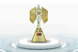NY Product Design Awards Statuette