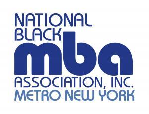 NY Metro Black MBA Logo