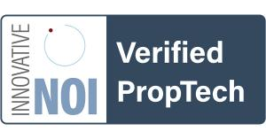 Verified PropTech Accreditation Badge