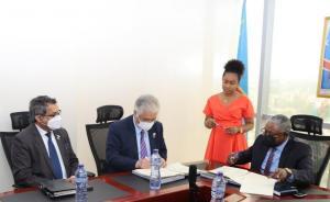 The Signing in Kinshasa