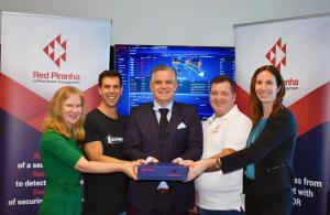 Red Piranha achieves second export permit to distribute Crystal Eye XDR to Europe