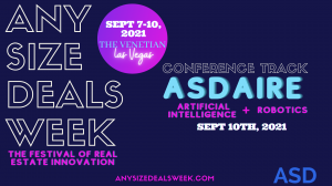 ASDAiRE - AI & Robotics Event (AnySizeDeals Week)