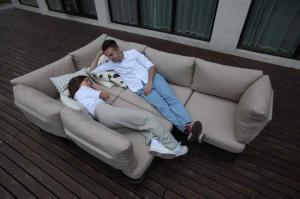 Bluu Sectional Sofa Set
