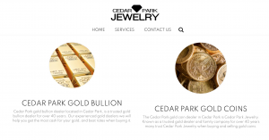 Austin Texas Jewelry Store Buy and Sell Gold