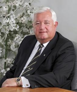 Walter Poggi President of Retlif Testing Laboratories