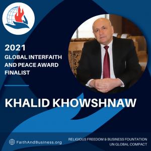 Khalid Khoshnaw, Founder Hemn Group