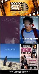Reel Black Men 2021 Selected Film Poster