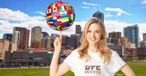 DTC Movers International moving company denver