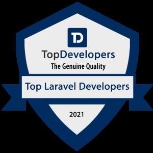 Top Laravel development companies July-2021