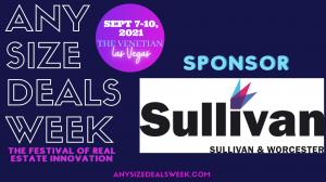Sullivan & Worcester LLP at AnySizeDeals Week