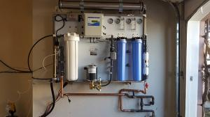 Dimewater Inc. Commercial Reverse Osmosis System