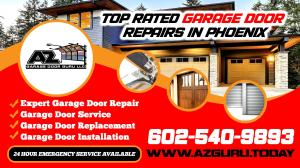 Top Rated Garage Door Company in Arizona