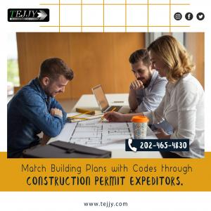 Permit Expediters Matching Building Plans with Codes