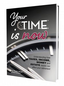 Your T.I.M.E. is Now: Understanding How Taxes, Income, Money and Estate Issues Can Affect Your Retirement