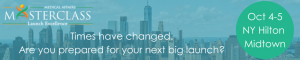 Launch Excellence MasterClass NYC, Oct 4-5, New York Hilton Midtown