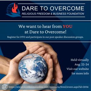 Dare to Overcome