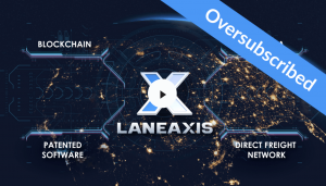 LaneAxis Campaign Oversubscribed