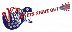 """Vets Night Out, November 3, 2021 6:00 p.m. - 9:00 p.m. (Eastern); honoring our Veterans by providing a virtual """"Night out on the town"""" they won't forget!"""