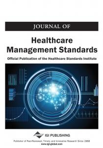 Journal of Healthcare Management Standards cover
