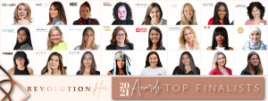 Image showing North America's 24 women and youth named as Top Finalists for The 2021 RevolutionHer™ Awards