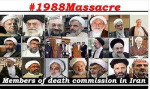 24th August, 2021 - Many members of the death committees, which ordered the mass killings in different cities, are now senior Iranian regime officials.