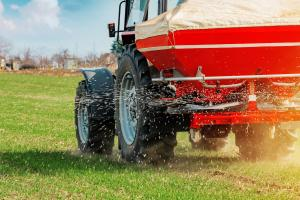 Chemical fertilizers are effecting global warming