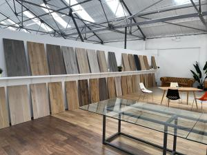 Selection of Residential and Commercial Flooring
