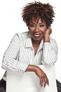Iyanla Vanzant keynotes WisePause Wellness a a television personality, author, and speaker