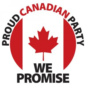 Proud Canadian Party logo