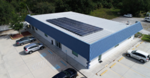 Rooftop Commercial Installation