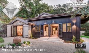 Chrysalis Award-Winning Whole Home Remodel - Glen Ellen, CA